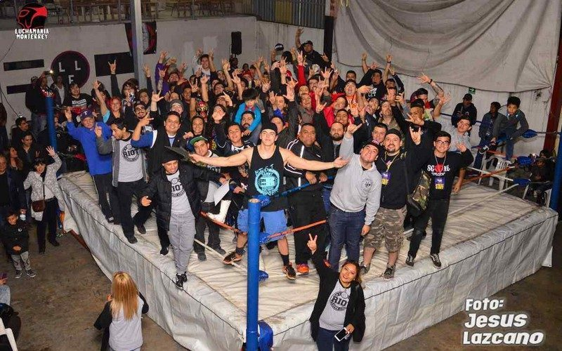 "Resultados RIOT Lucha Libre – ""Show Me The Money"" – Arena Femenil Mty. Sabado 04 Mar 2017"