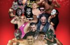 Cartel The Crash/Revolucha – Arena Coliseo Monterrey – Domingo 09 Julio 2017