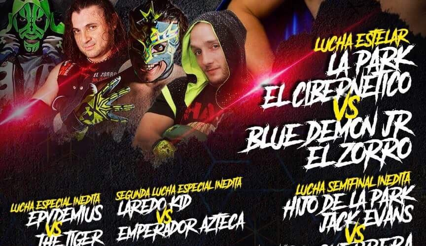 Cartel MDA – Arena Coliseo Monterrey – Domingo 01 Abril 2018