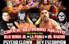 Cartel AAA world wide – Arena Jose Sulaiman, Monterrey N.L. – 03 Marzo 2019