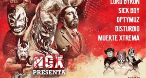 "Cartel NGX – ""The King of Death Match"" – Arena LLF – Sabado 13 Octubre 2018"